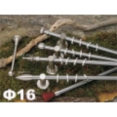 Κουρτινόβεργες Φ 16