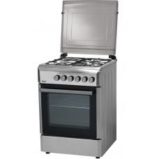 Κουζίνα Υγραερίου Inox Rank RK-1223X