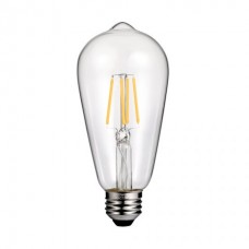 Led Filament ST64 8W Dimmable