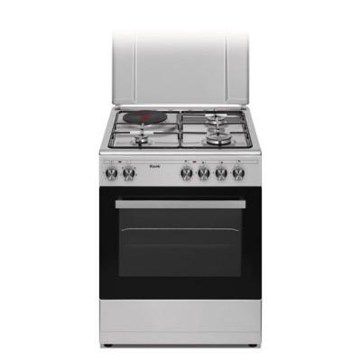 Κουζίνα Υγραερίου Inox Rank RK-1224X